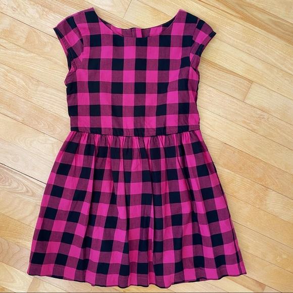 Gap Plaid Dress - Size M